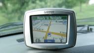 Freund und Verräter: das Navigationsgerät