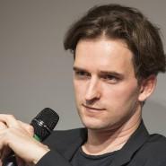 Reinhard Kaiser-Mühlecker auf der Frankfurter Buchmesse 2016