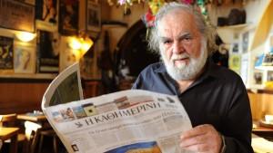 37 Thesen über einen griechischen Vater