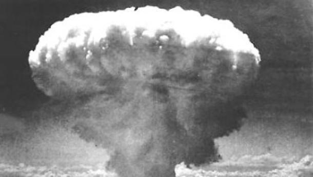 Vor 60 Jahren - Atombomben auf Hiroshima und Nagasaki