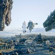 """Im Land der stachligen Drachen gibts nicht immer was zu lachen: Szene aus der Serie """"Game of Thrones"""", die auf den Romanen des """"Das Lied von Eis und Feuer""""-Zyklus von George R.R. Martin basiert"""