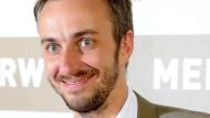 """Das ZDF sieht keine Gründe, sein """"Neo Magazin Royale"""" nicht wie gewohnt fortzuführen: Jan Böhmermann"""