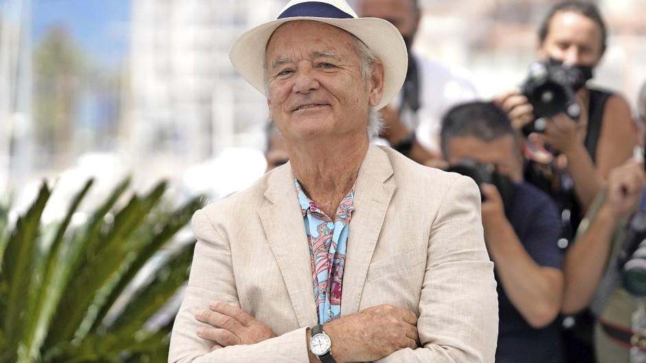 """""""Ich habe keine Lust auf ein gleichgeschaltetes Leben"""": Schauspieler Murray in Cannes im Mai"""