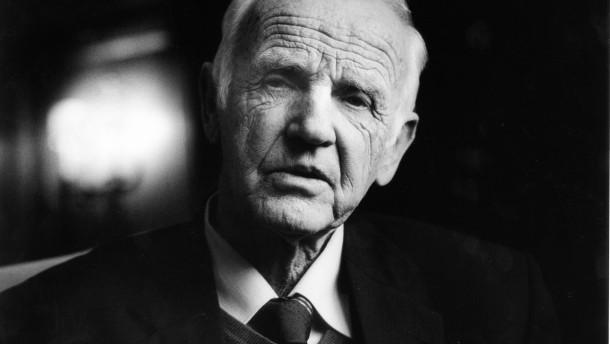 Günter de Bruyn mit 93 gestorben