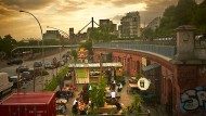 Kleinbrauerei mit Pub und Restaurant am St. Pauli Fischmarkt: Überquell