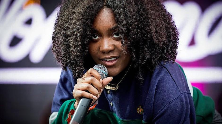 Spoken Word mit dem musikalischen Charme der jungen Joni Mitchell: Noname
