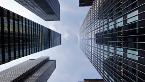 Kampf der Wolkenkratzer