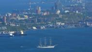 Mit offenem Blick in die Ferne: Das neue Wladiwostok macht den zaristischen Handels- und Flottenstützpunkt vergessen