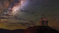 Man brauchte Menschen mit einem guten Auge und viel Geduld für die Auswertung der Sternenkataloge.
