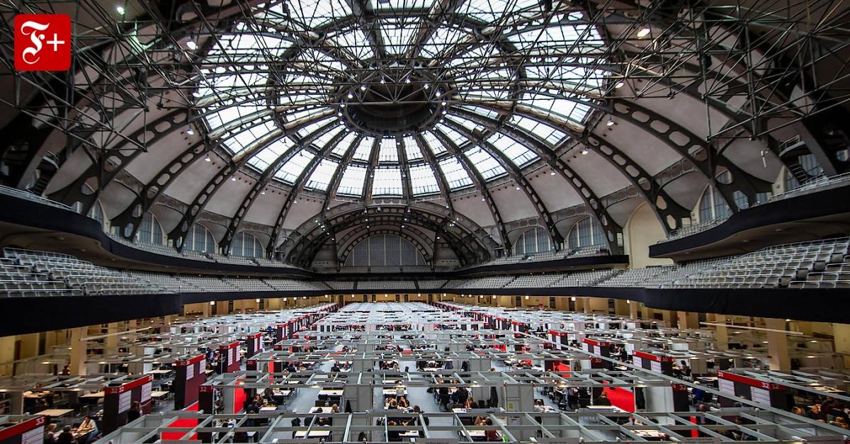 Frankfurter Buchmesse 2021 findet als Präsenzveranstaltung ...