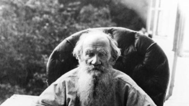 Den russischen Politikern ist Tolstoi egal