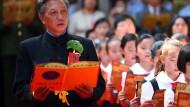 Nachfahre des Konfuzius: Kong Xiangkai setzt sich für die Lehre seines Vorfahren ein - in enger Abstimmung mit der Regierung