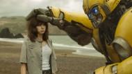 """Teaser Bild für Filmkritik """"Bumblebee"""""""