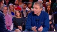 """""""Als sie anfingen, sich anzuschreien, bin ich eingeschlafen"""": Nicht-Wähler Michel Houellebecq hat den Wahlkampf genau verfolgt."""