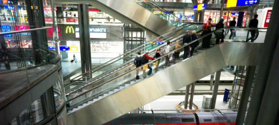 Fünf Jahre Berliner Hauptbahnhof Zum Geburtstag Mal Die Wahrheit