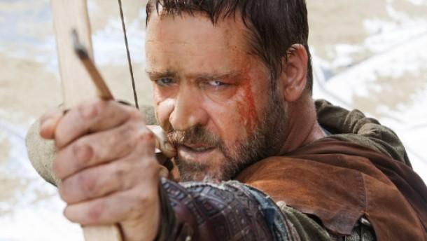 Warum denn so ernst, Robin Hood?