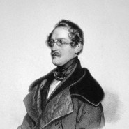 """Thomas Huber liest """"Poesie der Zukunft"""" von Anastasius Grün"""