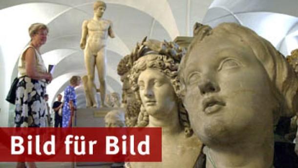 Gegen die Depression: Dresden zeigt seine Kunst