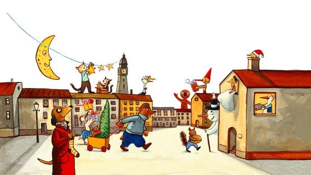 Zu Weihnachten heben wir die Schwerkraft aus den Angeln!