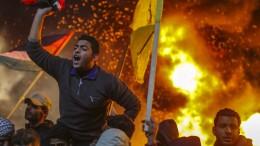 Washington will Friedensprozess in Nahost wiederbeleben