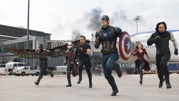Die Superhelden bleiben super