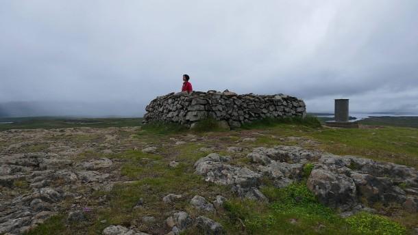 Drei Wünsche an Guðrúns Grab
