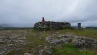 Guðrún Osvifursdóttir ließ auf dem Helgafell eine Klosterkapelle errichten und wurde Islands erste Nonne.