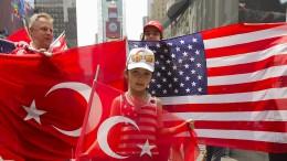 1492'den bu yana bir ilk: Türklere ABD yasağı