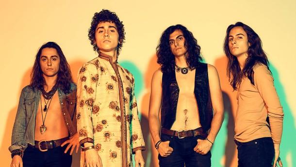 Neue Hymnen für alte Hippies