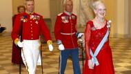 75. Geburtstagsparty mit Königen und Prinzen