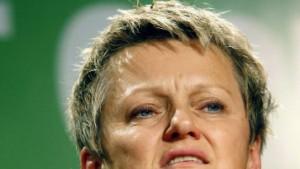 Künast kritisiert Grünen-Nachwuchs