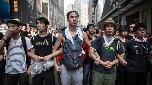 Warum Menschen für die Freiheit auf die Straße gehen