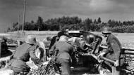 Historischer Rahmen für Siegfried Lenz: Im Sommer 1944 brach die Heeresgruppe Mitte an der Ostfront unter dem Ansturm der Roten Armee zusammen.