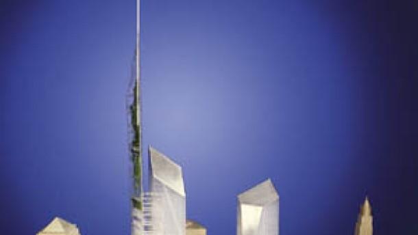 Ground Zero: Wer bekommt den Auftrag?