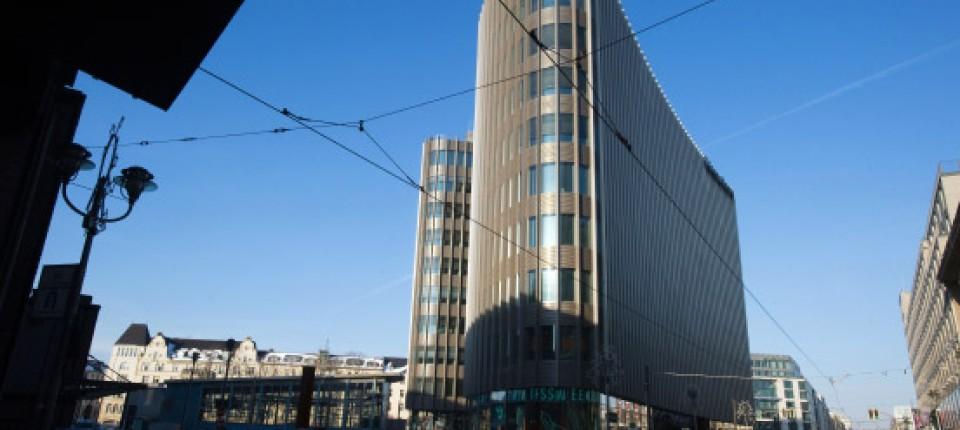 Architektur In Berlin Mitte Das Haus Das Keiner Wollte