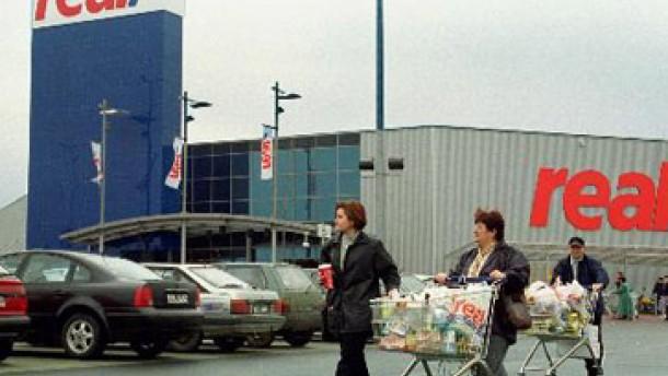 """Niemandsland: Der """"Real""""-Markt in Zgorzelec"""