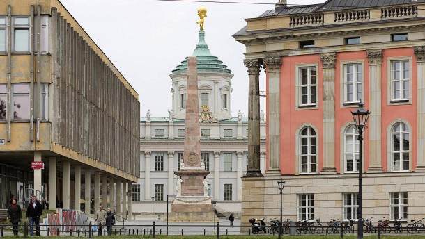 Make Potsdam schön again