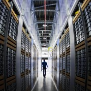 No entity, just a server: Facebook's data center in Luleå, Sweden