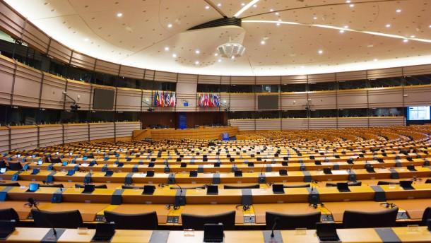 Martin Schulz - Der Präsident des Europäischen Parlaments spricht in seinem Brüsseler Büro mit Klaus-Dieter Frankenberger und Nikolas Busse.