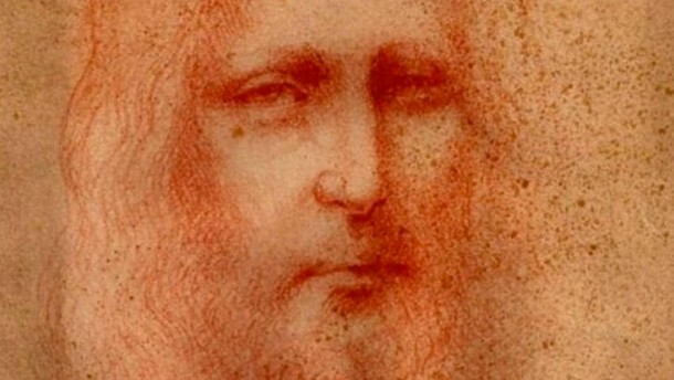 Neue Zeichnung wird Leonardo da Vinci zugeschrieben