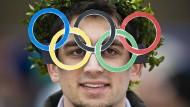 Durch die Olympia-Brille betrachtet, ist auch Rudern plötzlich irre aufregend.