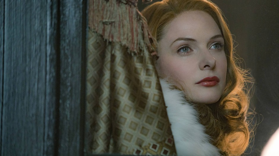 Schmachtfetzen statt Belcanto: Rebecca Ferguson als Jenni Lind, die schwedische Nachtigall.