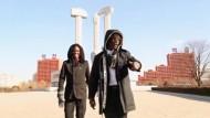Amerikanische Rapper drehen Musikvideo in Nordkorea