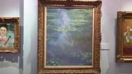 Seerosen von Monet kommen bei  Christie's  unter den Hammer