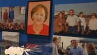 Bush zeigt selbst gemalte Porträts von Staatschefs