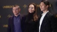Angelina Jolie stellt neuen Film vor