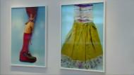 Fotoausstellung zeigt Frida Kahlos Kleider
