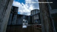 Spektakuläre Zeitraffer von stillgelegtem Atomkraftwerk