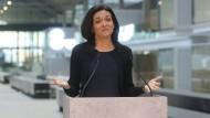 Hat sich an der EU-Kommissarin Viviane Reding die Zähne ausgebissen: Facebook-Geschäftsführerin Sheryl Sandberg