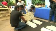 Geraubte Maya-Schätze kehren zurück